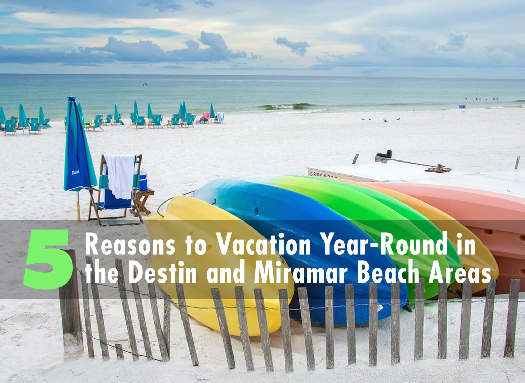 5 reasons to vacation year around