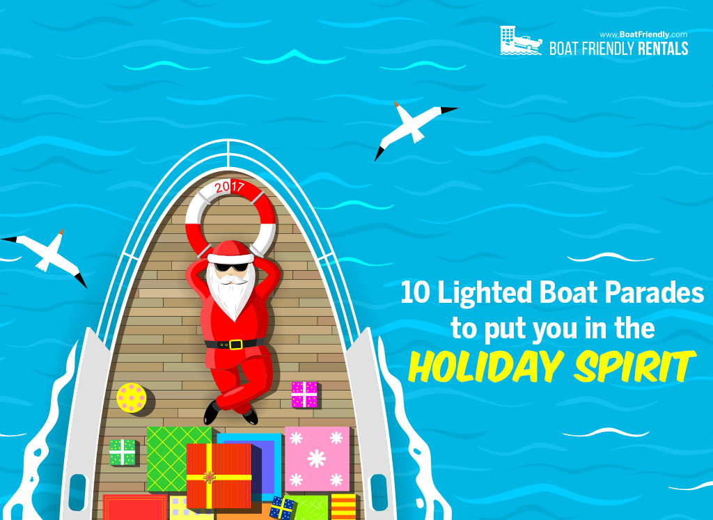 10 Lighted Boat Parades to Put You in the Holiday Spirit