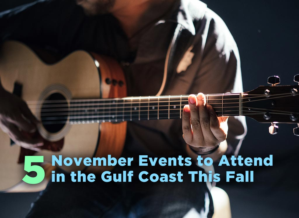 5 November Gulf Coast Events