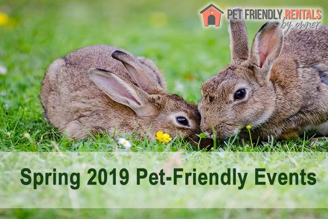 Pet Expos & Festivals Spring 2019