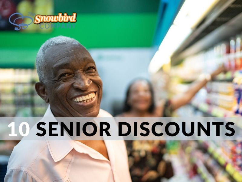 Senior Discounts