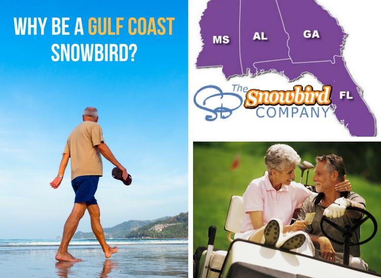 Why Be a Gulf Coast Snowbird