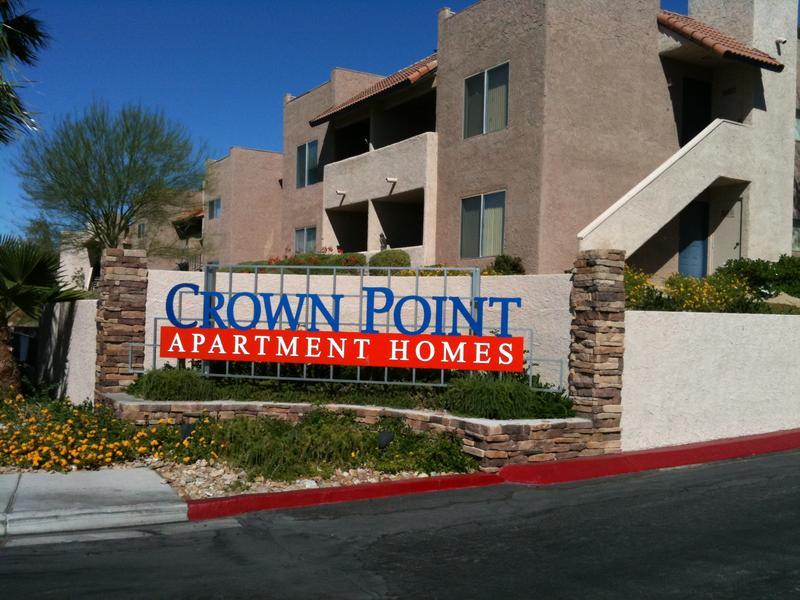 Crown Point Apartment Homes Laughlin Nv